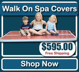 Walk On Spa Cover
