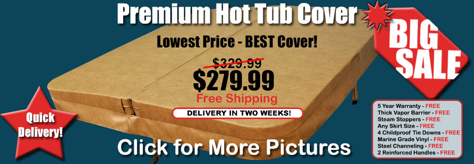 Spa Cover Hot Tub Cover
