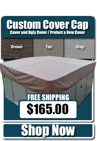 Custom Built Spa Cover Cap