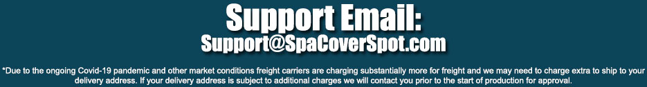 Spa Cover Spot Support Email